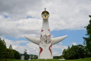 太陽の塔①